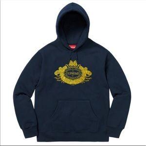 Supreme love it hate hooded sweatshirt